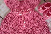 vestidos de croche