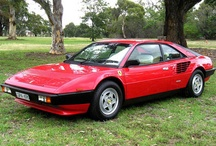 Ferrari Mondial / Billeder fra hele verden