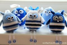 croche owl