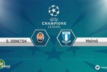 Shakhtar Donetsk-Malmö maçı canlı izle