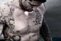 tattoos / Inked men