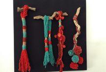 fonal és textil művészet