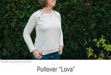 """Kundenfotos """"Pullover Lova"""""""