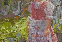 1) Figurative - Chantel Lynn Barber