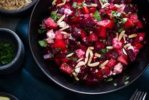 Salads, Pop Up Dinner Party Food