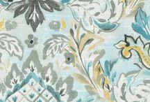 Valence/pillows fabric