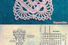 crochet diagram patterns