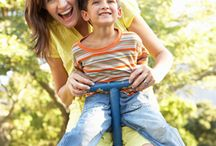 Stay-At-Home Parenting Tips / Tips and ideas for becoming a stay-at-home parent and maintaining the one-income lifestyle.
