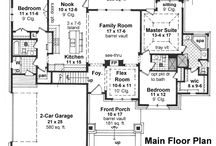 House Plans / by Sheryl Hedges