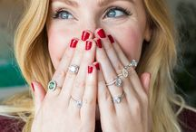 Where's the bling? Engagement rings and other wedding jewelry