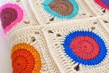 Crochet & stitching