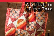 Quilt's and quilting / by Wanda Key
