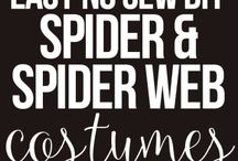 Halloweenské kostýmy