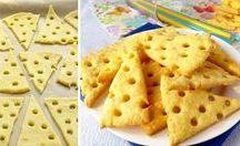 biscoitos salgado