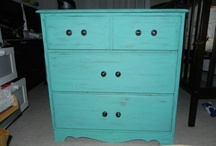 (Reno) Distressed furniture and painted projects