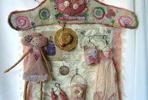 Sara Lechner e arte tessile