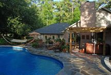 Backyard Retreat / Backyard retreat landscape photos