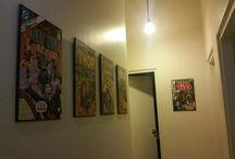 comic home