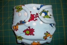 Sewing - Cloth Diapers / by Heidi Smith