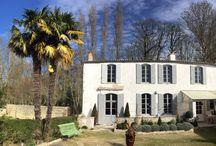 Chambres d'hôtes La Rochelle -Nieul / Une maison d'hôtes de charme près de La Rochelle
