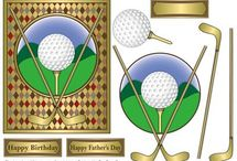 My Golf Designs / My designs with a Golf Theme on Craftsuprint.  Most of them have a matching insert and can be purchased as download, printed product or even sometimes as a finished card from Craftsuprint. Please click on them for details.