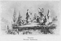 Наследие Дагестана в гравюрах / Сохранить и приумножить наследие веков.