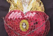 Dia de Los Muertos /MOSAICS/MEXICAN ART