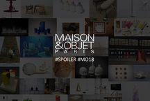 Maison&Objet Paris - Janvier 2018 #MO18