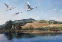 Paintings by Jonny Andvik / Works in oil by the norwegian painter Jonny Andvik, born 1966 in Norway.