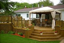 Decks, Patios, Gazebos & Porches