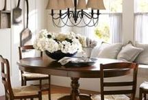 Dining room / by Stephanie Brown