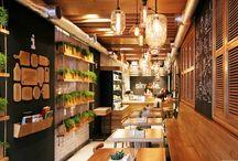 Bio restaurant