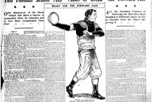 Football / Selected stories about Football from Florida Newspapers (1836-1922) digitized and available on http://chroniclingamerica.loc.gov/