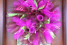 Wreaths & Decor I've Made