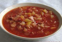 recepty polievky