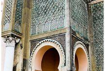 Africa - Morocco - Maroko, Marok / Miasta, miejsca, architektura, ludzie...