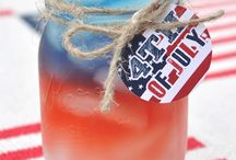Fourth of July / Show your patriotic side. Come and celebrate American independence.