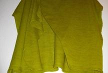 selfmade knits yellow