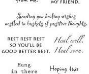 Get well sayings