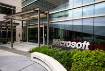 Inside Microsoft's Offices
