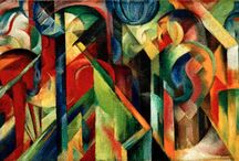 """Franz Marc"" / Feel free to pin any photos from the artist Franz Marc. If you want to be invited just follow the board or comment ADD ME on one of the ADD ME Pins."