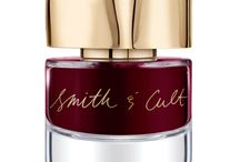Smith and Cult  - stocked in the salon (and other nail stuff!) / Simply put, the best nail varnish in the world. Boom!