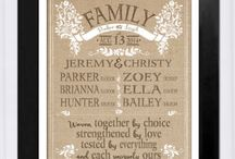 Christmas gift ideas / Christmas gift holiday gifts blended family gifts for mom