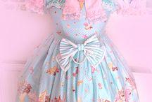 ドレス、ワンピース