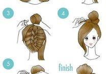učesi vlasů