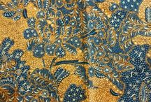 Batik art of beauty / Vintage batik Indonesia