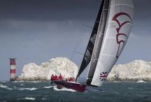 Round the Island / The annual Round the Island yacht race on the Isle of Wight