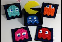 Hama Beads - Pacman