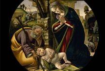 Sandro Botticelli; Ruled journals / Ruled/ Lined journals. Cover images; paintings by Sandro Botticelli