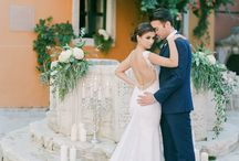 Inspiration photoshooting in Corfu / Destination wedding ideas